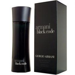 Concorrente do importado GIORGIO ARMANI - ARMANI BLACK CODE