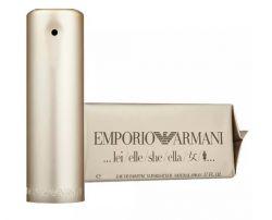 Concorrente do importado Empório Armani SHE